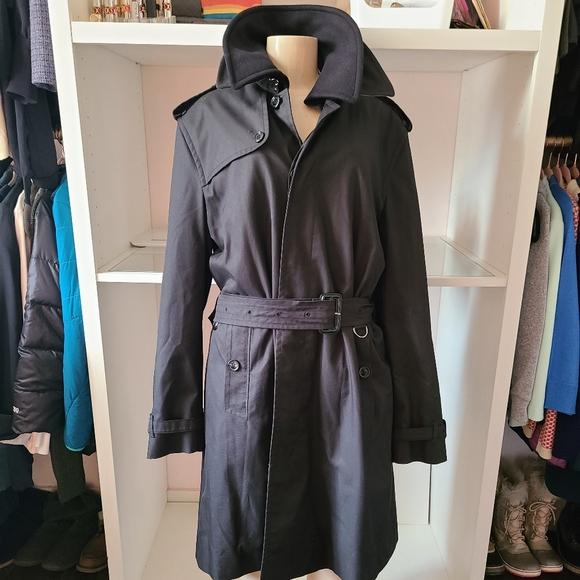 Burberry prosum trench coat